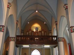 L'orgue au jubé 2015