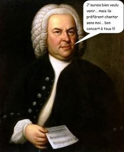 Bach parle