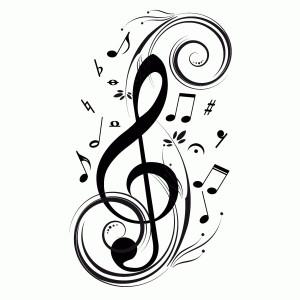 Coloriage Instrument De Musique Rigolo Best Of Concept Note De Musique Dessin Coloriage